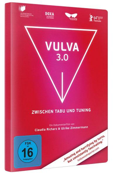 DVD VULVA 3.0